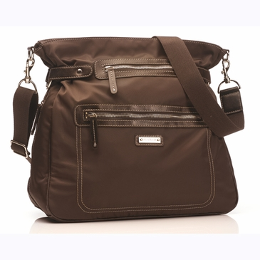 Storksak Claire Diaper Bag in Chocolate  (SALE)