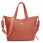Storksak Lucinda Sunset Orange Diaper Bag - click to Enlarge