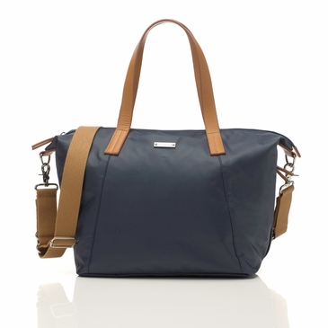 Storksak Noa Diaper Bag in Navy