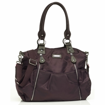 Storksak Olivia Mulberry Diaper Bag