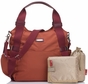 Storksak Tania Bee Burnt Orange Diaper Bag - click to Enlarge