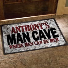 The Man Cave Doormat