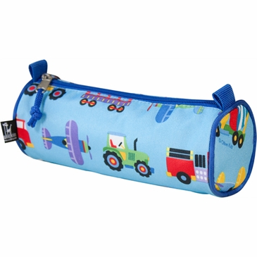 Trains, Planes & Trucks Kids Pencil Case Set
