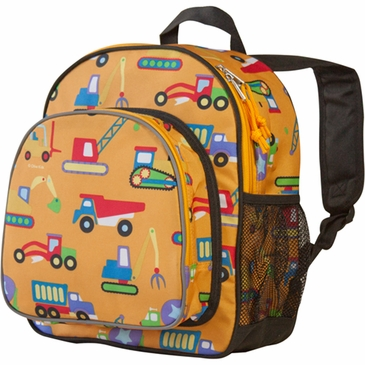 Under Construction Pack 'n Snack Kids Backpack