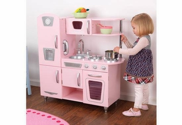 Vintage Kitchen - Pink