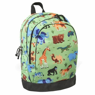 Wild Animals Kids Backpack