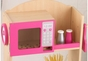 Wooden Kitchen - Pink - click to Enlarge
