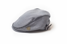 Boys Houndstooth Drivers Cap