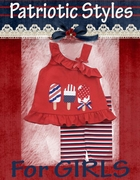 GIRLS 4th OF JULY CLOTHES