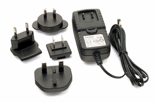 AC Power Adapter with Plugs for Iwata Freestyle Compressor