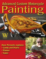 Advanced Custom Motorcycle Painting - Wolfgang Publications
