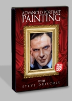 Advanced Portrait Painting with Steve Driscoll DVD from Airbrush Action