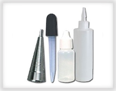 Applicator Bottles and Droppers