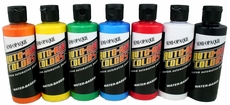 Auto-Air Semi-Opaque 4oz Set of 8 Bottles