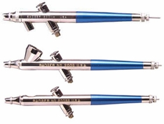 Badger 200 Series Single-Action Airbrushes