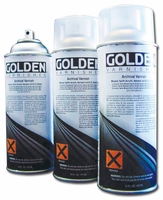 Golden Aerosol Finishes