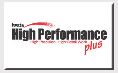 Iwata High Performance Plus Airbrush Series