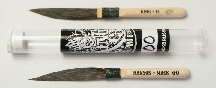Mack KING 13 Brushes by Todd Hanson