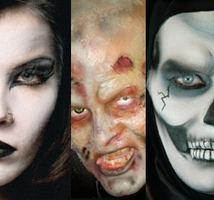 Mehron Realistic Character Sets