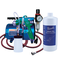 Paasche D200T Quick application Spray Gun system.