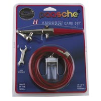Paasche H Airbrush Carded Set