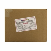 Paasche AEX-25, 25 lbs. Fast Cutting Compound-Aluminum Oxide for AEC Air Eraser