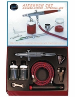 Paasche VL202-SET Airbrush Set w/Metal Handle