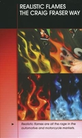 """""""Realistic Flames the Craig Fraser Way"""" Airbrush Action DVD"""