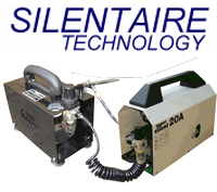 Silentaire Technology Compressors