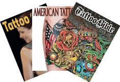 Tattoo/Graffitti Books & DVDs