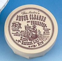 THE MASTERS Brush Cleaner and Preserver - 2.5 OZ
