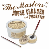 """The Masters"" Brush Cleaner & Preserver"