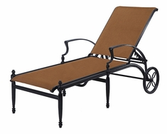 Bel Air Padded Sling Chaise Lounge By Gensun
