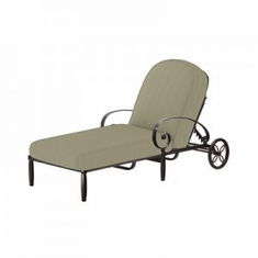 View all cast aluminum chaise lounges for Bellagio chaise lounge