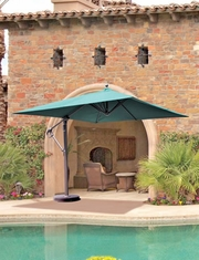 View All Galtech Cantaliever/Offset Patio Umbrellas
