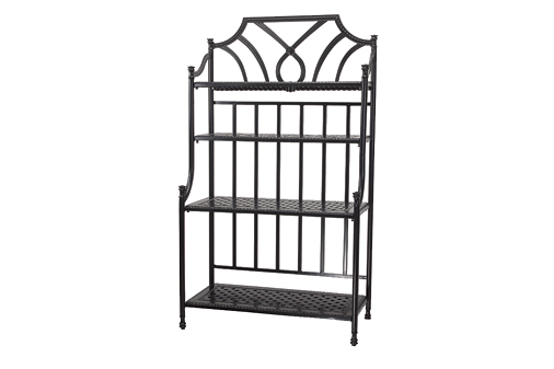 Grand Terrace By Gensun Luxury Cast Aluminum Patio Furniture Bakeru0027s Rack