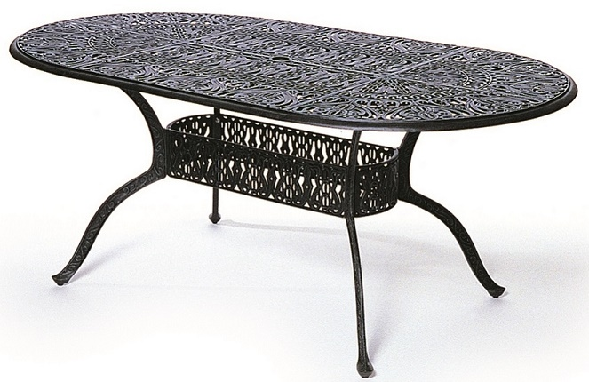 Grand Tuscany By Hanamint Luxury Cast Aluminum Patio Furniture 42