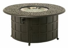 Hanamint Chateau Outdoor Enclosed Gas Fire Pit