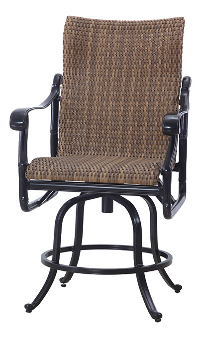 28+ [ High Back Swivel Patio Chairs ] : 1sale Homecrest Kashton High Back Swivel Rocker Dining ...