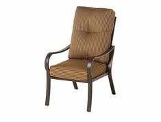 The Crestwood Collection By Alu-Mont Cast Aluminum Dining Chair