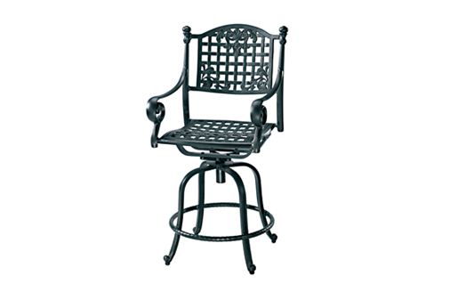 Shop Verona By Gensun Luxury Cast Aluminum Patio Furniture