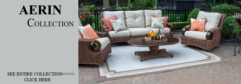 View All Weather Wicker Deep Seating Patio Furniture Collections