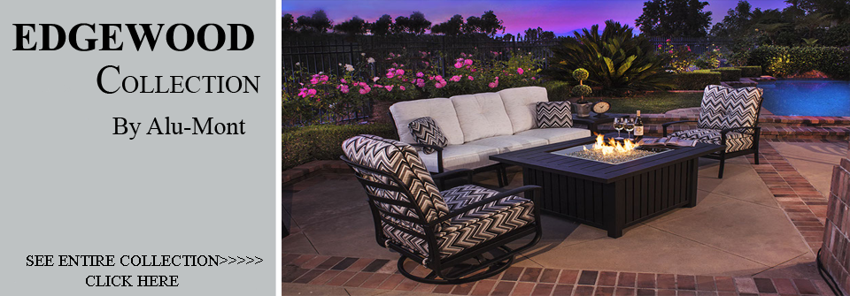 View all alu mont edgewood cast aluminum patio furniture sets for Alu mont