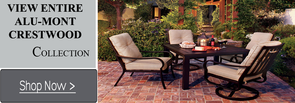 Alu Mont Patio Furniture