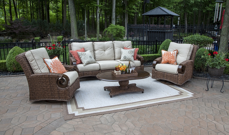Shop Now Luxury Outdoor Furniture By Open Air Lifestyles