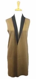 August Silk #7L118 Long Sweater Vest