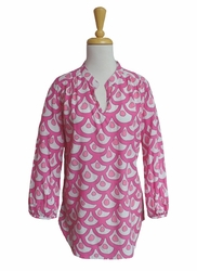 Barbara Gerwit #201-C95 Carie Pink/White Top/Final Sale