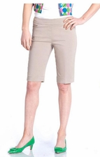 Slim Sation #M2632 Stone Walking Short/Front & Back Pockets/Final Sale