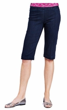 Slim Sation #M9055P Denim Skimmer/Back Pockets Only/Final Sale