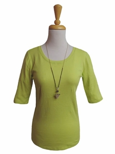 Tribal #24900-6077 Wild Lime Top/Final Sale